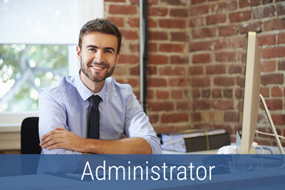Administrator Features