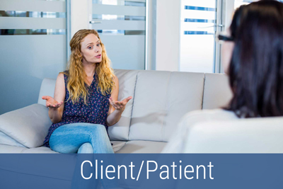 Client/Patient Features